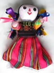 Very popular doll, factory-made